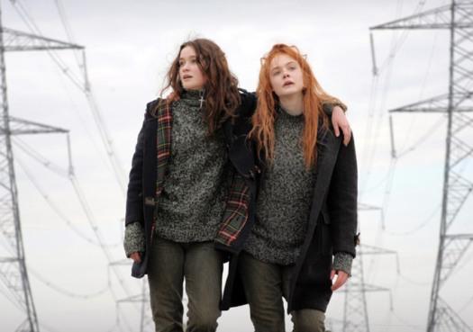 Alice Englert and Elle Fanning- Ginger and Rosa