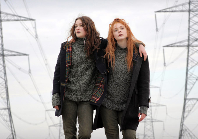 Alice Englert and Elle Fanning- Ginger and Rosa