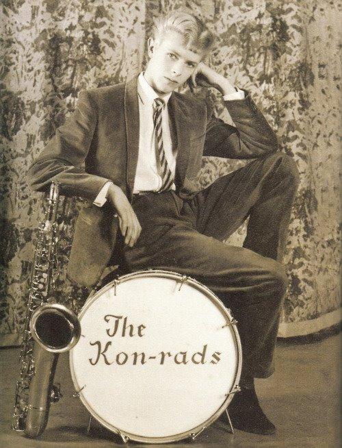 David Bowie 1963