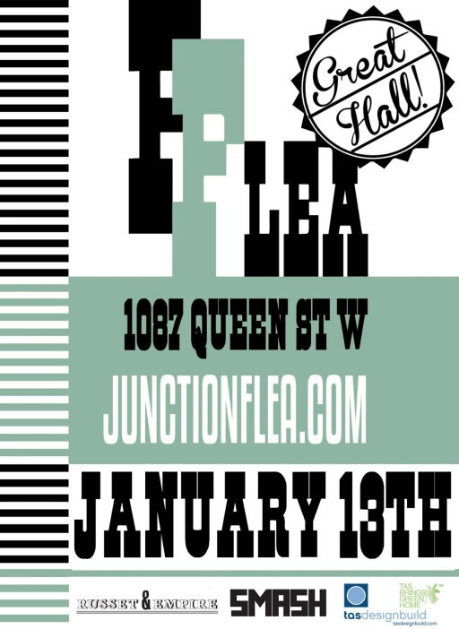 JAN JUNCTION FLEA GREAT HALL