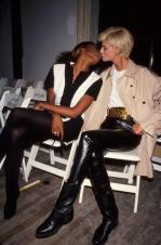 linda evangelisa and naomi campbell
