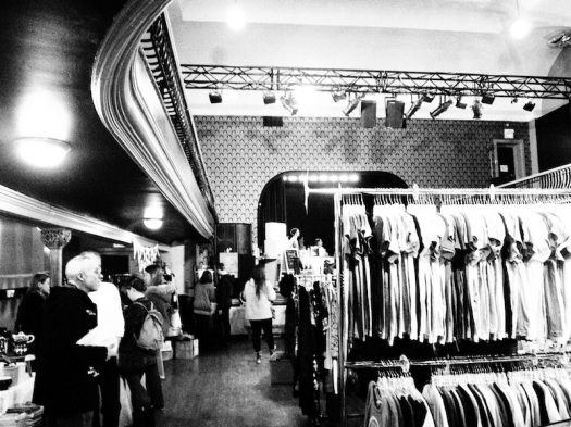 The Junction Flea in Full Swing at The Great Hall 1/1/13