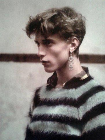 Angora Fuzz - Vintage Knitwear Inspirations
