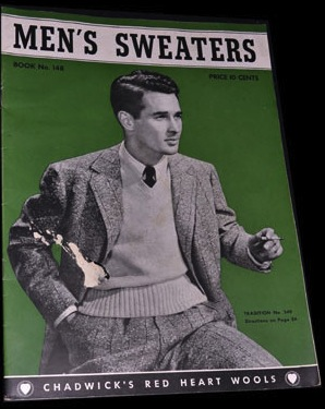 Men in Sweaters Are On the Cover of Magazines