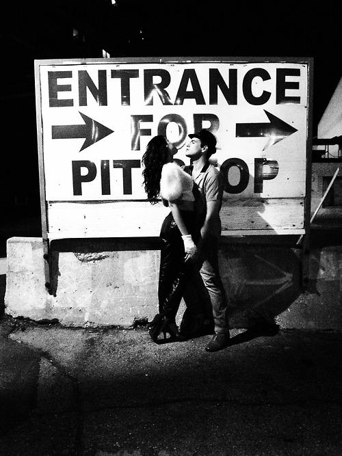 Paul and Lydia M - Lost Film Stills Series - 2012