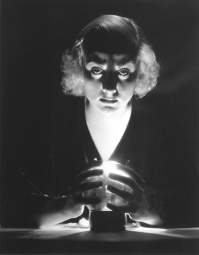 EOF- Your Future Looks Good - 1920s Fortune Teller - Hollywood Babylon