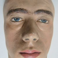 E.O.F. Snapshot of the Day {February 20, 2013} - James Dean's 'Life' Mask {circa. 1955}