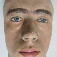 E.O.F. Snapshot of the Day {February 20, 2013} - James Dean's 'Life' Mask {circa. 1955}