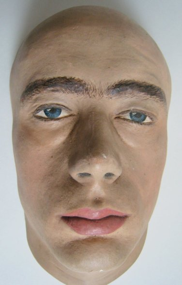 JAMES DEAN 1955 HAND PAINTED MASK - 1