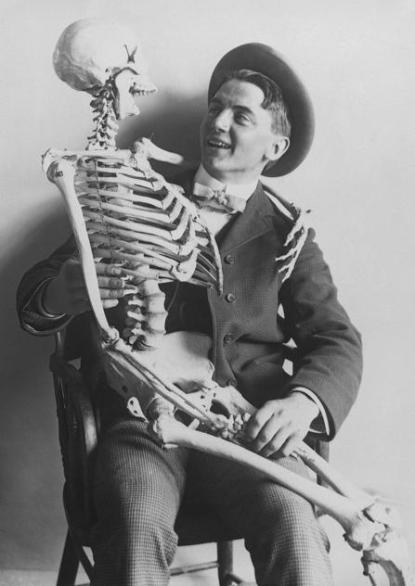 Kiss of the Skeleton Woman