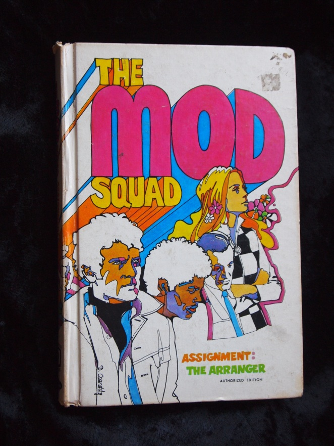 The Mod Squad Book From Mrs Huizenga
