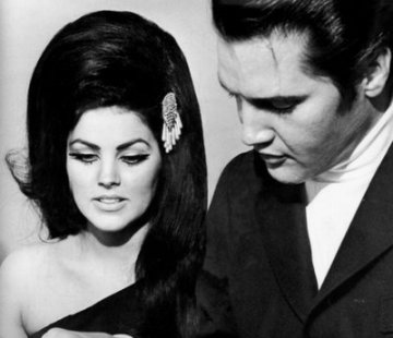 priscilla presley is katy perrys inspiration for the grammys 2013 - vintage style inspiration - 1970s glamour