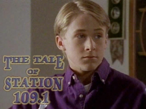 Ryan Gosling - Are you afraid of the dark