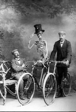 Skeleton shocker
