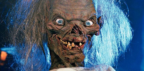 TALES FROM THE CRYPT- CRYPT KEEPER FACE