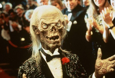 THE CRYPT KEEPER IS COOL