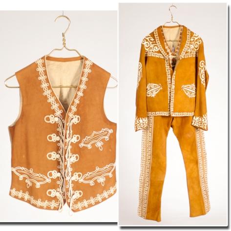 Vintage Mariachi inspiration- jack white- grammy 2013