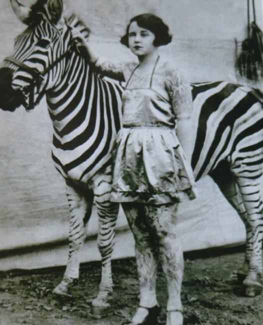 1920s Tattooed Sweatheart- mae-vandermark_patton-rebel beauty- vintage inspiration