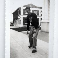 1940s Rebel Teen Skater Boy {Vintage Street Style Inspiration}