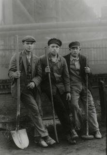 august sander- group- mens workwear - vintage style inspiration