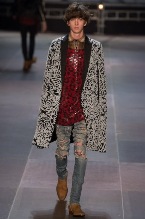 elegantly wasted-saint-laurent-paris-fashion-week-fall-2013-38