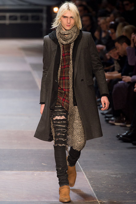 elegnatly wasted-saint-laurent-paris-fashion-week-fall-2013-15