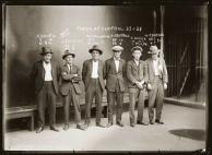 group of scoundrels- vintage workwear mens fashion inspiration