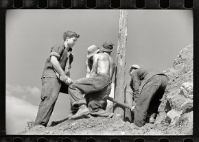 its an uphill climb - vintage mens workwear inspiration - rugged fashion and style