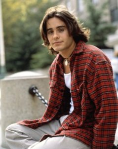 jordan catalano-plaid shirt- vintage style inspiration