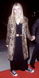 paltrow in grunge- vintage style inspiration- saint laurent 2013