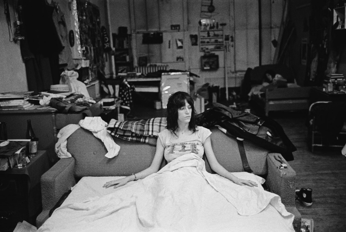E.O.F. Style Divinity: Patti Smith { Punk N' Pretty}