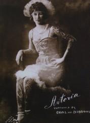 Tattoed Beauty- Artoria Gibbons Poses- Vintage style inspiration- tattoo history