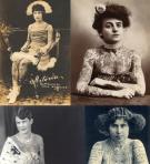 Tattooed Sweetheart-Vintage Rebel Ladies - Style Inspiration - Punk History