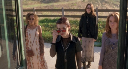the craft- 1996- vintage style inspiration- fashion witch- saint laurent 2013