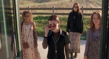 the craft- 1996- vintage style inspiration- fashion witch- saint laurent 2013