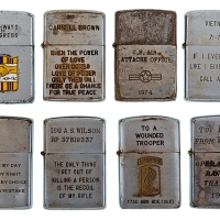 BLAST FROM THE PAST: Vintage Vietnam Zippo Collection