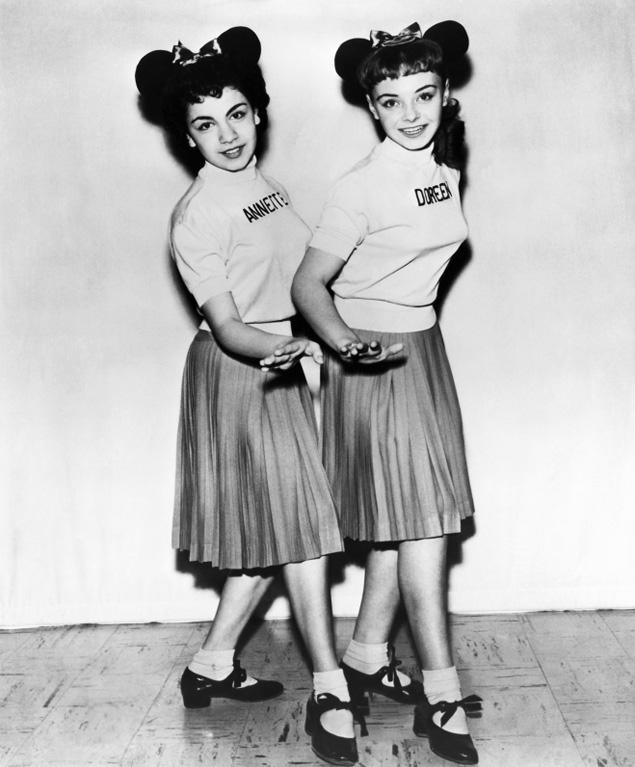 annette funicello micky mouse club days