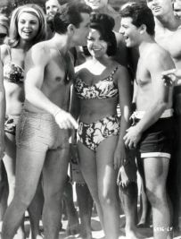 annette funicello - vintage 1960s beach style surf fashion