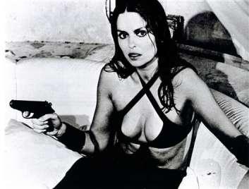 Barbara Bach- Agent XXX - Anya Asmanova- The Spy Who Loved Me