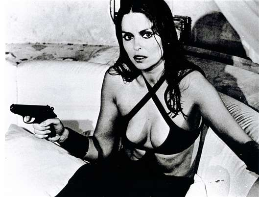 Barbara Bach- Agent XXX - Anya Asmanova- The Spy Who Loved Me