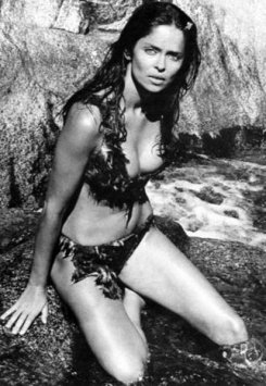 Barbara Bach- Bond Girl Bod- Vintage