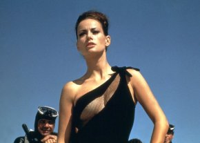 claudine auger- thunderball- vintage summer style