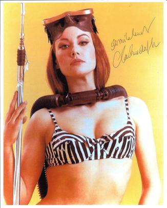 Claudine Auger - Vintage