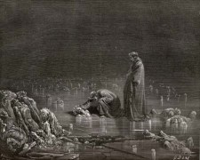 dantes inferno- gustav dore- illustration