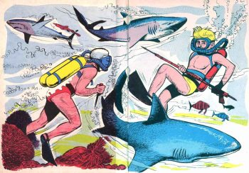 Jonny Quest Fights Back