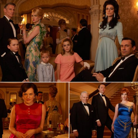 Mad Men Season 6 Promo Pictures