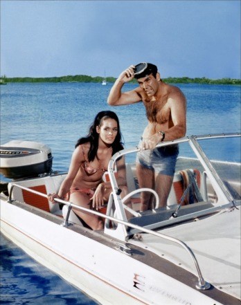 Martine-Beswick- 1963- FROM RUSSIA WITH LOVE