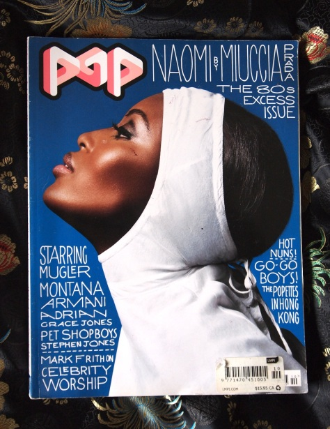 POP Magazine - Naomi Campbell - September 2008