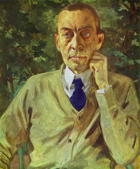 Portrait-rachmaninov_peinture