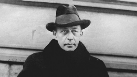 Rachmaninov or Rachmaninoff - Either Way He Looks Great in a Hat